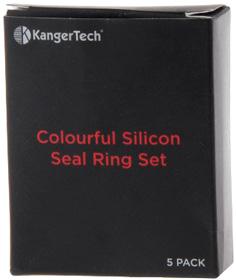 Упаковка из 5-ти наборов резиновых уплотнителей для Kanger TopTank Mini
