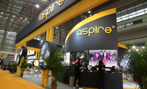 Фирменный магазин Aspire