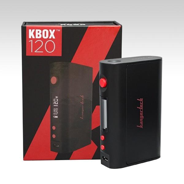 Kanger KBOX 120 W в полной комплектации