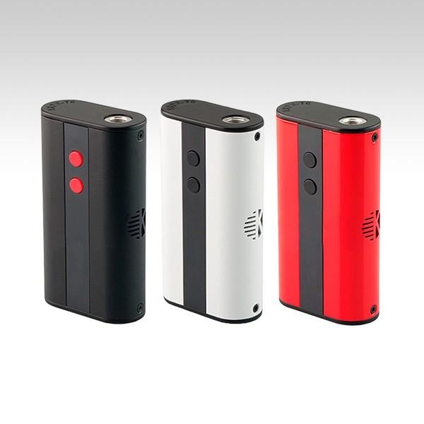 Kanger Kbox 70W чёрный белый красный
