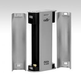 Eleaf iStick TC100W со снятымы крышками серого цвета