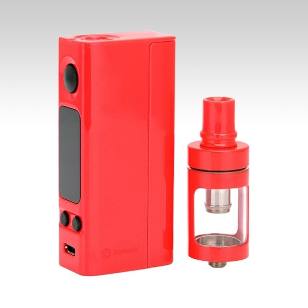 Joyetech eVic-VTC Mini with CUBIS красного цвета
