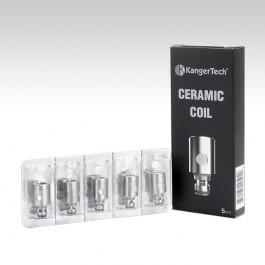 Kanger Ceremic Coil в упаковке по 5 шт.