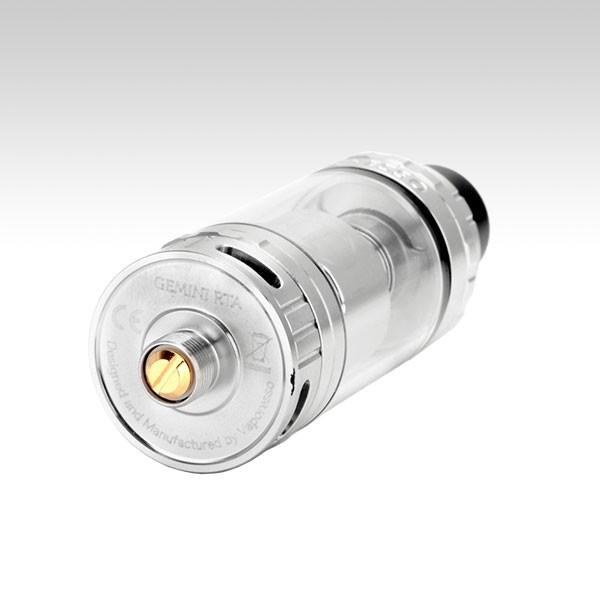 Vaporesso Gemini RTA стального цвета (контакт)