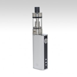 Eleaf iStick 40W TC + TopTank Mini стального цвета