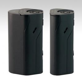 Wismec Reuleaux RX2/3 чёрного цвета на два и три аккумулятора