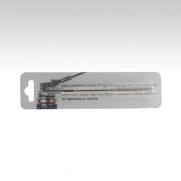 Металлическая щетка для чистки спиралей (Cleaning Brush) в упаковке