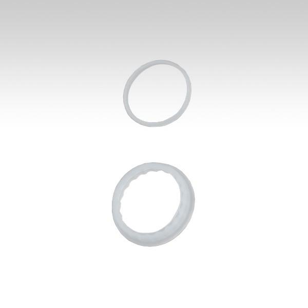 Уплотнительные кольца для Eleaf Melo III / Melo III Mini прозрачные