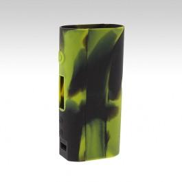 Силиконовый чехол для Kanger KBOX Mini (зелёный чёрным)