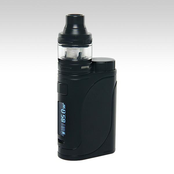 Eleaf iStick Pico 25 with Ello Kit 85W TC чёрного цвета