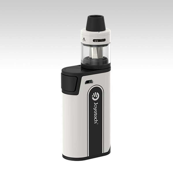 Joyetech CuBox with CUBIS 2 белого цвета