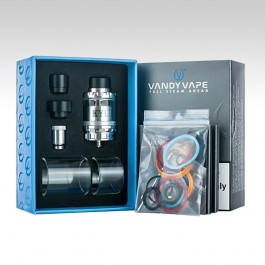 Vandy Vape KYLIN RTA в коробке (комплектация)
