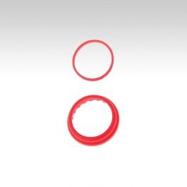 Уплотнительные кольца для Eleaf MELO III / MELO III Mini красного цвета