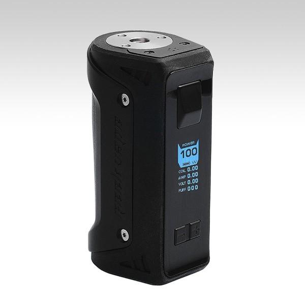 GeekVape Aegis 100W Box Mod полностью чёрный