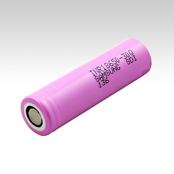 Samsung INR18650-30Q 3000 mAh