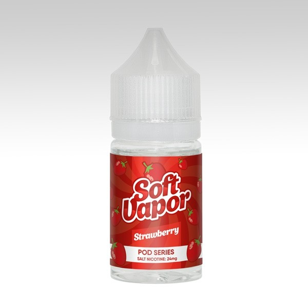 Soft Vapor POD SERIES Strawberry