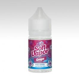 Soft Vapor POD SERIES Grape + ICE