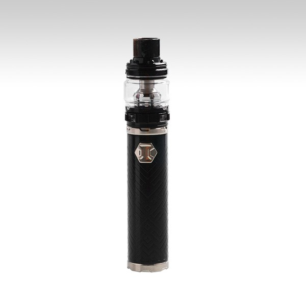 Eleaf iJust 3 with ELLO Duro Black