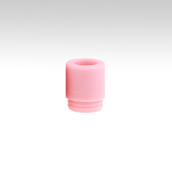 Мундштук силиконовый (810 дрип тип) pink