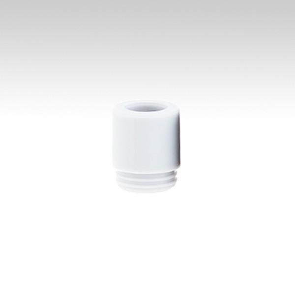 Мундштук силиконовый (810 дрип тип) white