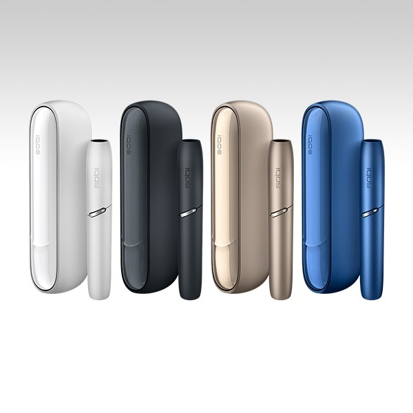 Система нагревания табака IQOS 3 - Все цвета