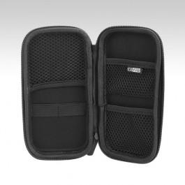 Компактный чехол Coil Father X6S с отделениями внутри.