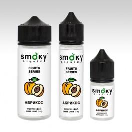 Жидкость для электронных сигарет - SMOKY - Абрикос