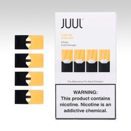 Картридж для JUUL, вкус: CREME BRULEE