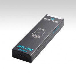Упаковка Испарителей Vandy Vape Berserker MTL Mesh Coil 0.7 Ом - 5 шт