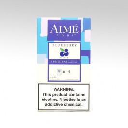 Картридж AIME PODS для JUUL, вкус: Blueberry (Черника)