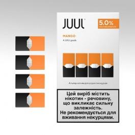 Картридж для JUUL, вкус: MANGO