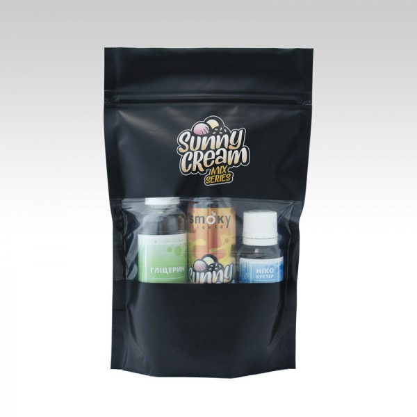 SMOKY MIX Kit SUNNY CREAM