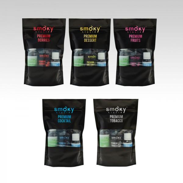 Набор жидкостей SMOKY Kit PREMIUM