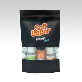 Soft Vapor POD SERIES Mango + ICE Kit