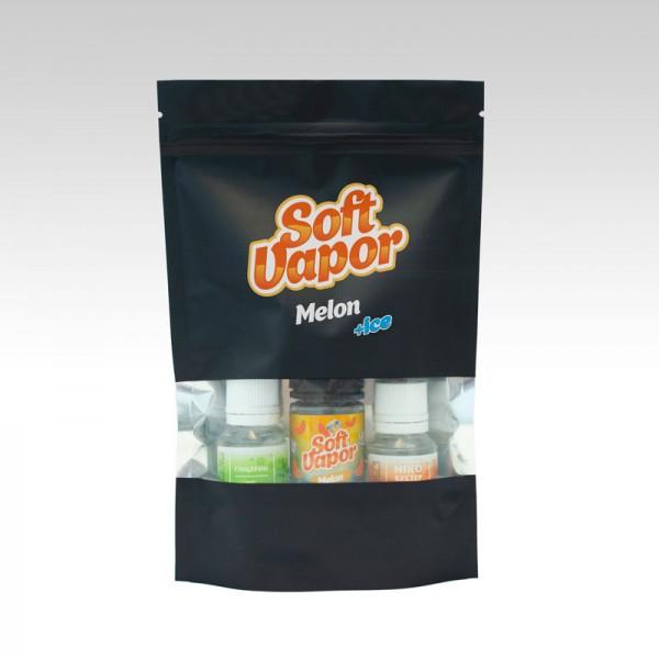 Soft Vapor POD SERIES Melon + ICE Kit