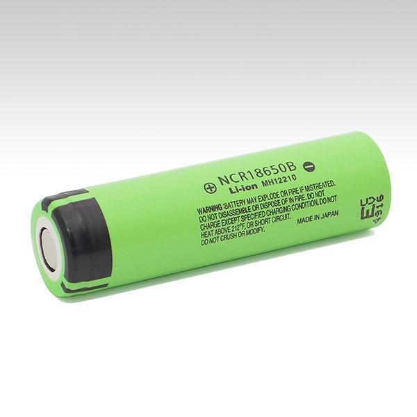 Аккумулятор 18650B 3400 mAh