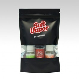 Soft Vapor POD SERIES Strawberry Kit