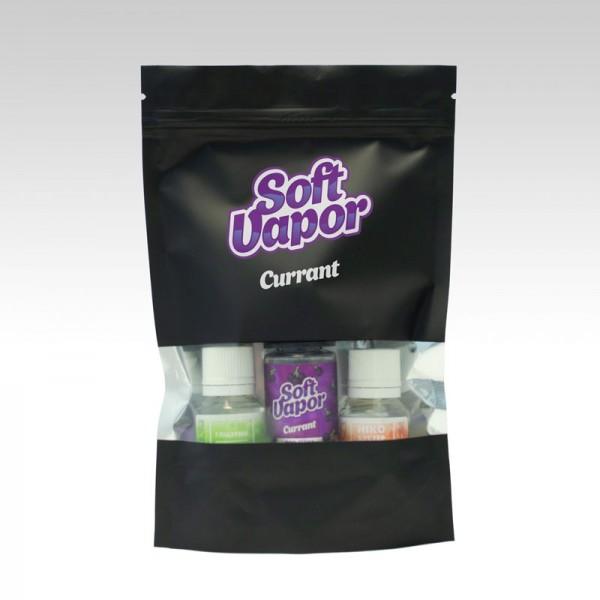 Soft Vapor POD SERIES Currant Kit