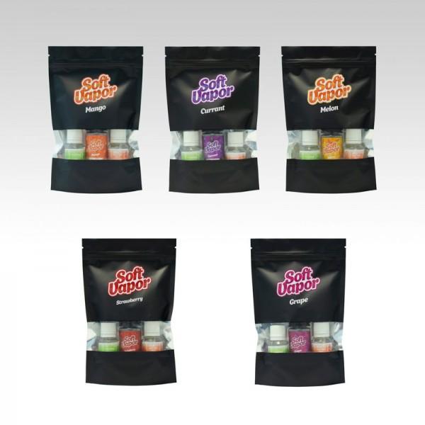Набор жидкостей Soft Vapor POD SERIES Kit