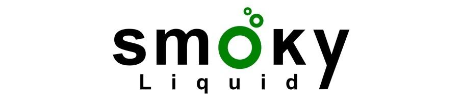 Жидкость для электронных сигарет и вейп устройств SMOKY