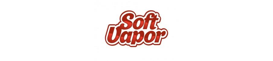 Жидкость на солевом никотине Soft Vapor | Купить на SMOL.NET.UA