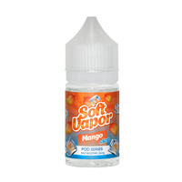 Soft Vapor POD SERIES Mango +ICE 30ml