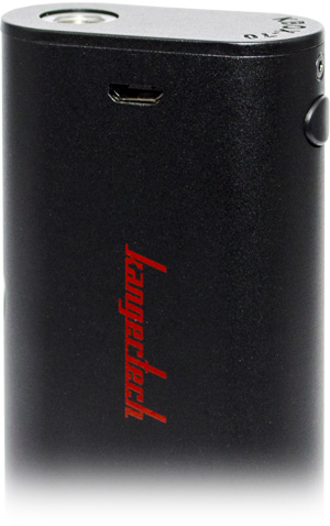Kanger Kbox 70W back side