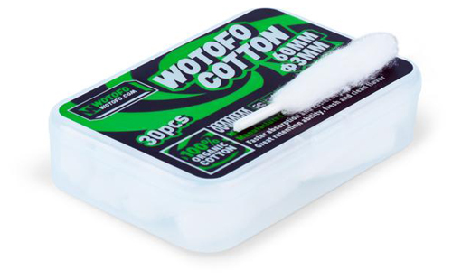 Wotofo Cotton in box
